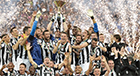 Juventus wins Serie A league title, two seasons in a row